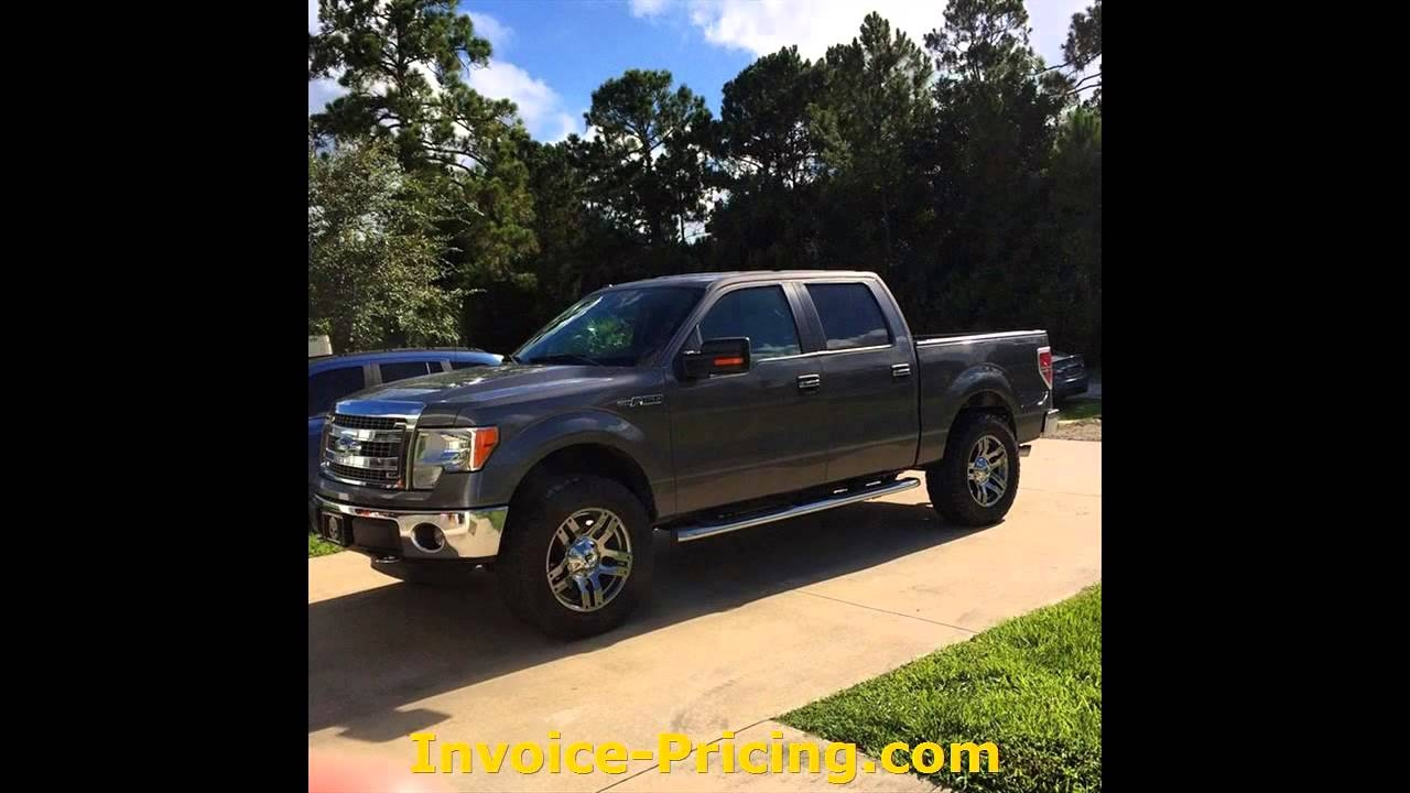 Ford F 150 Invoice Price