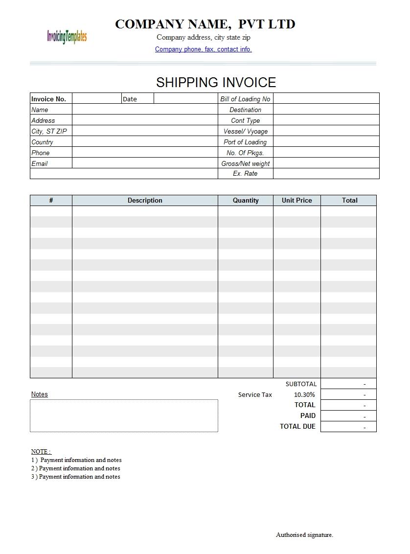 10 google docs templates invoice top invoice templates google invoices templates