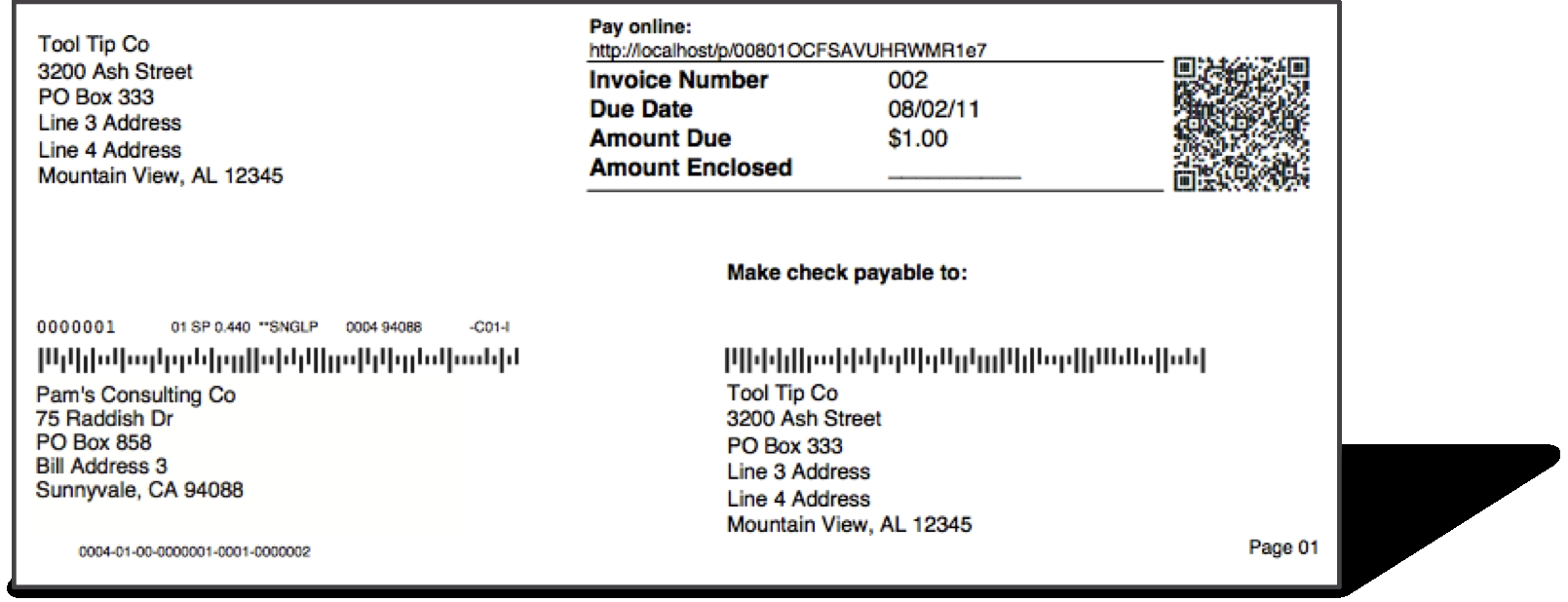 bill launches printed invoice mailing service expands breadth invoice mailing service