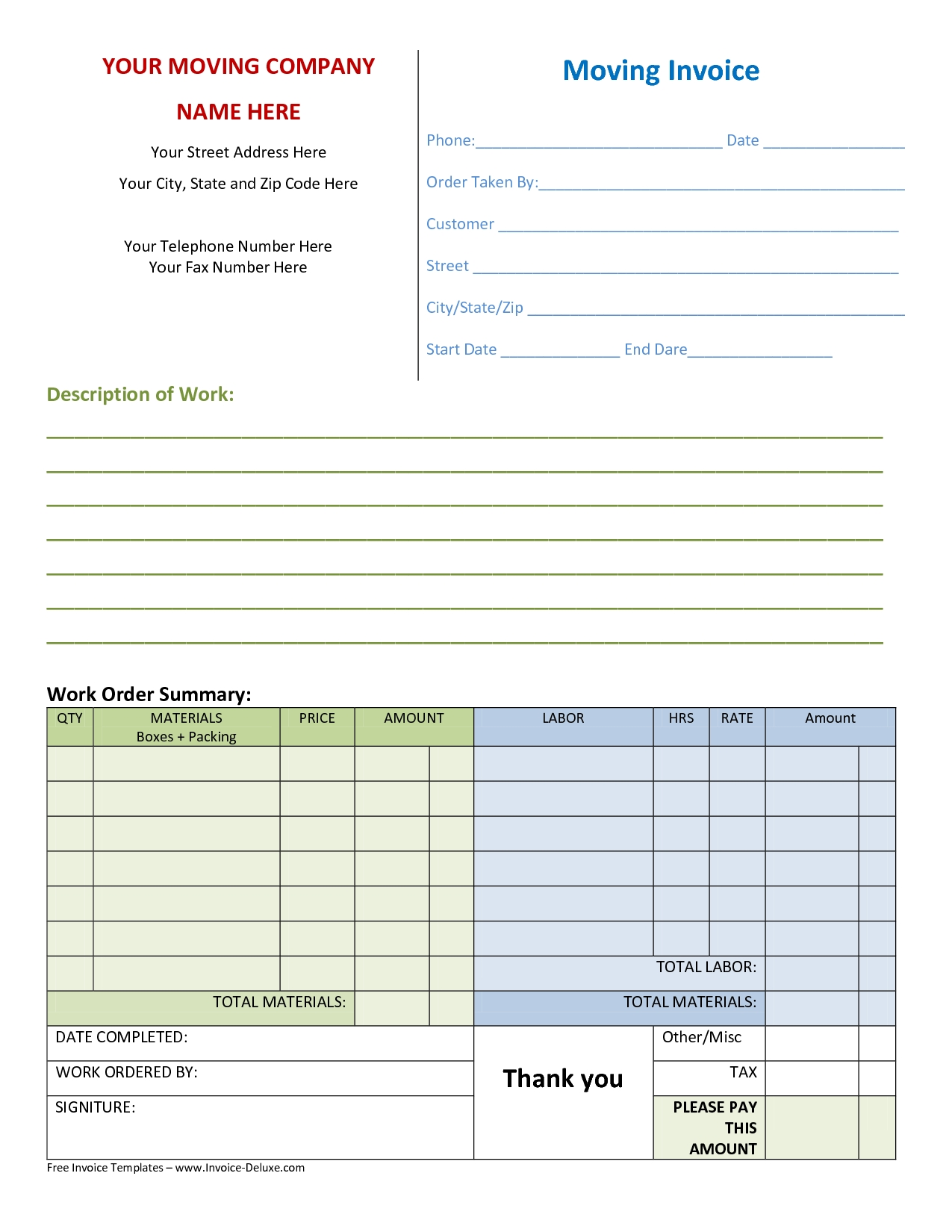 company invoice template your virtual gateway to a secure and company invoice sample