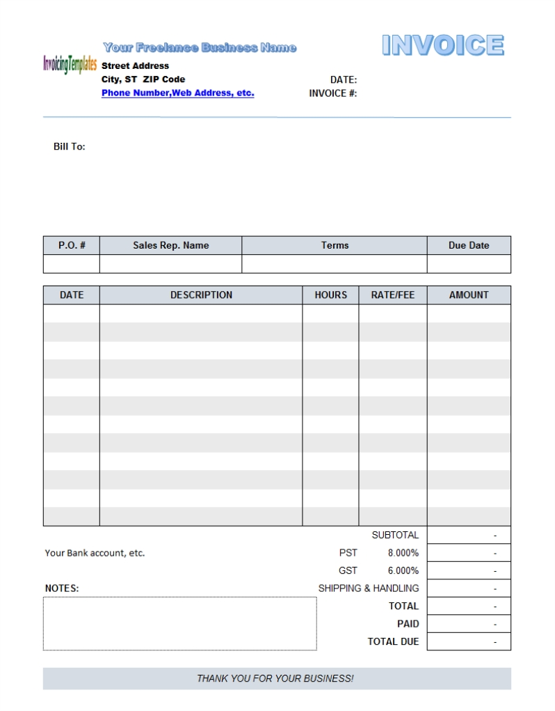 garage invoice software auto invoices 10 results found uniform invoice software 798 X 1021