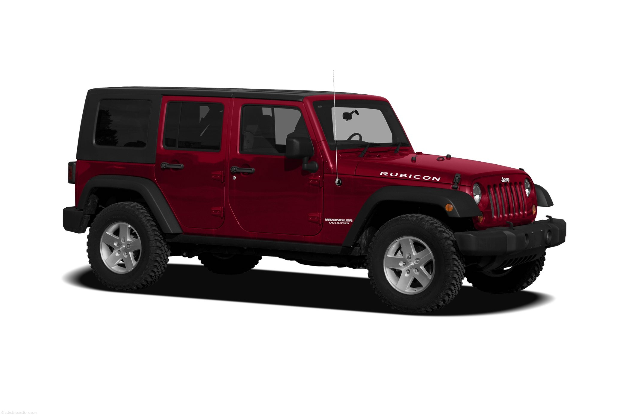 Jeep Wrangler Unlimited Invoice