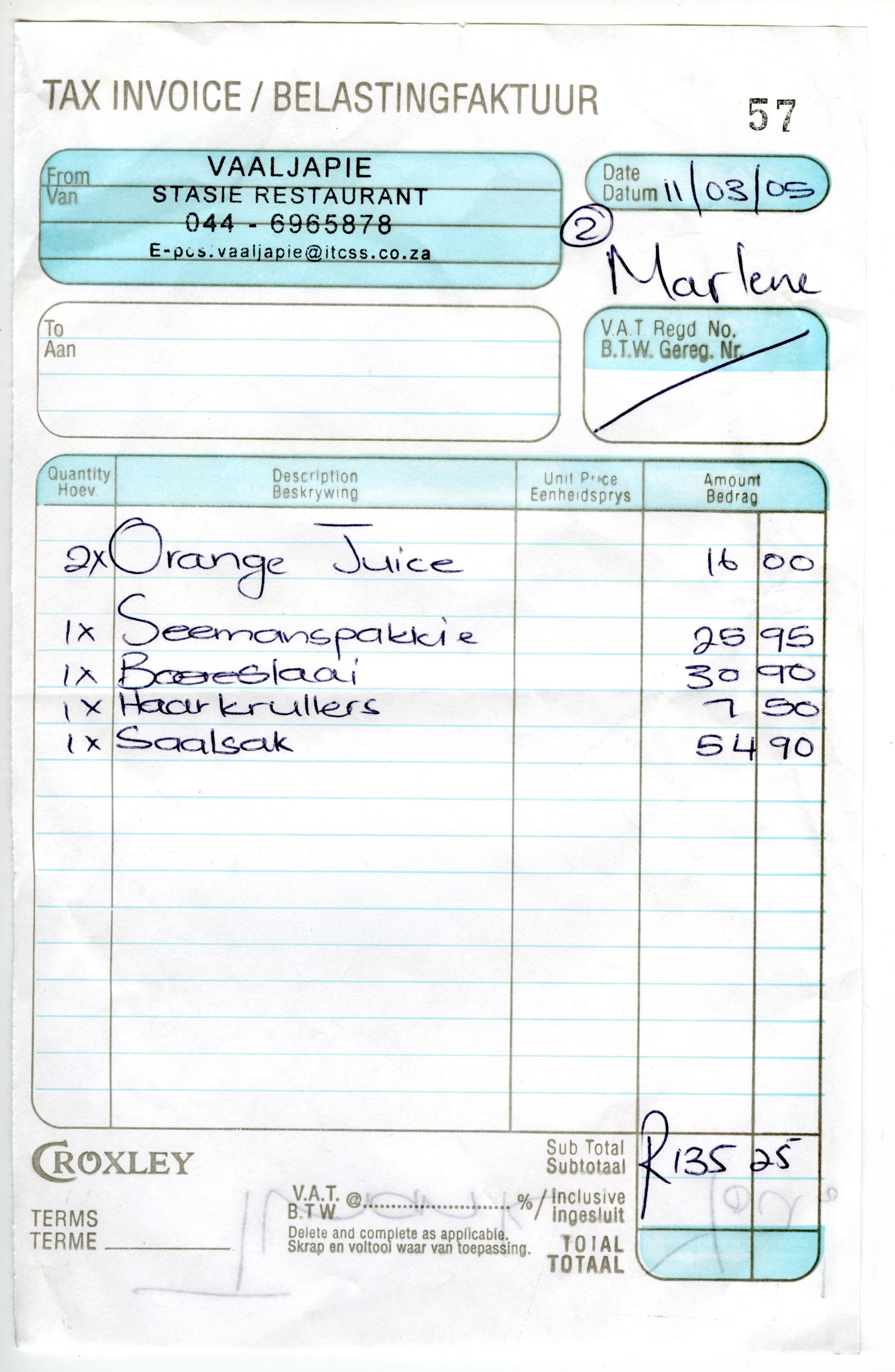 money receipt tax  receipt and invoice