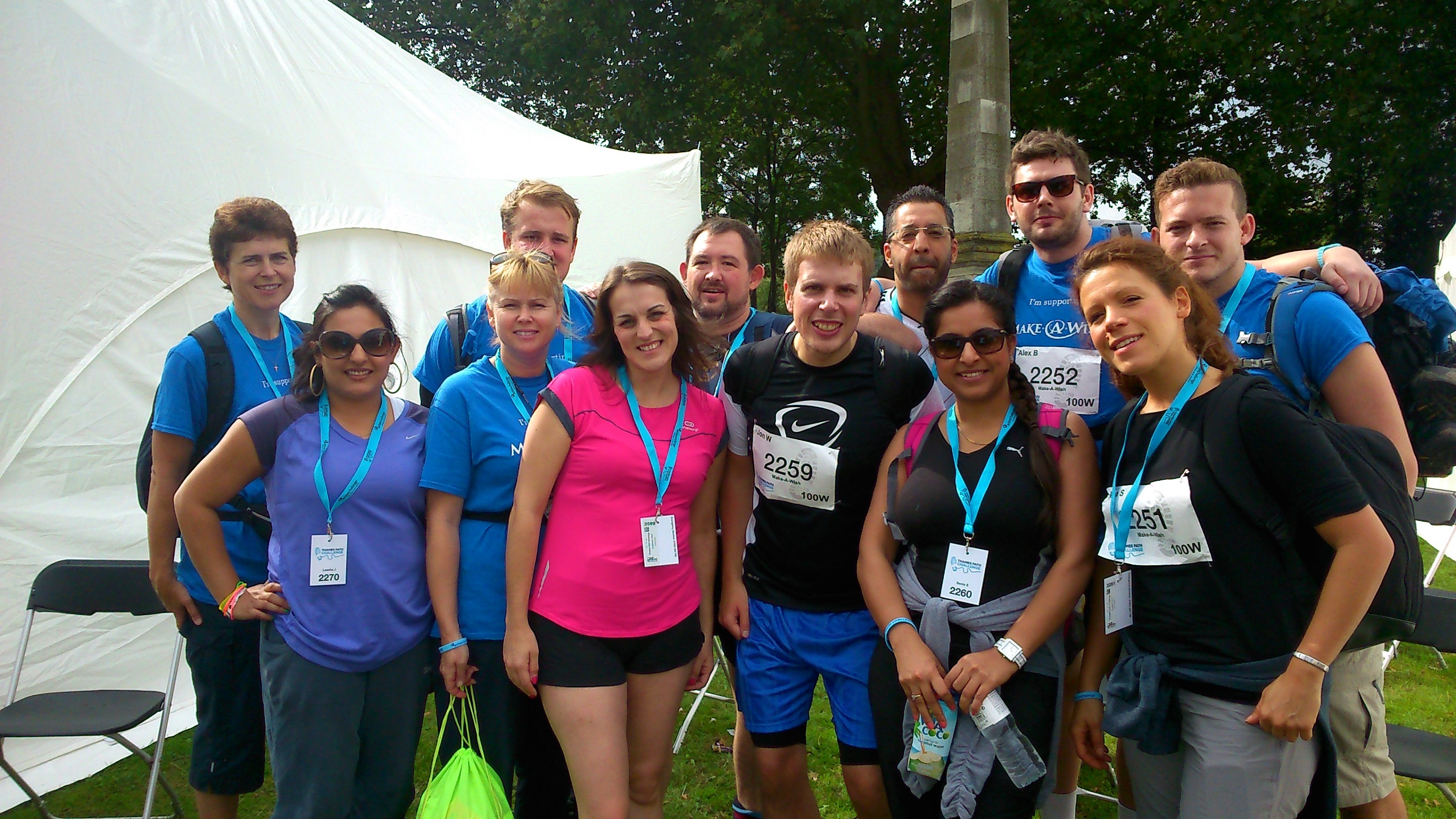 rbsif team complete thames path challenge rbs invoice finance rbs invoice finance ltd