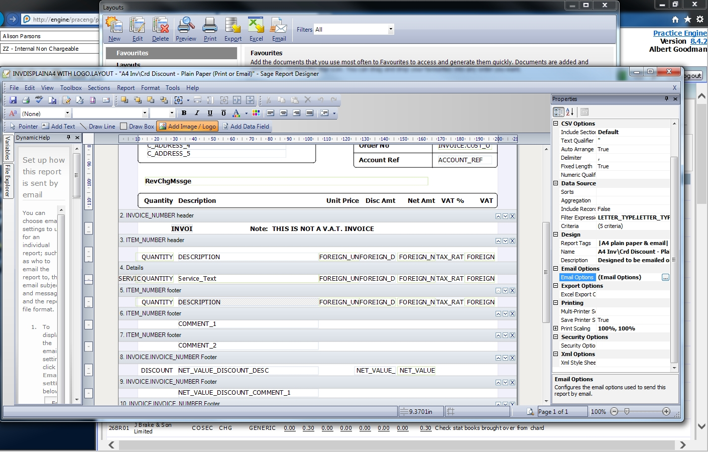 sage accounts software hints amp tips speed and polish banklink invoice plus