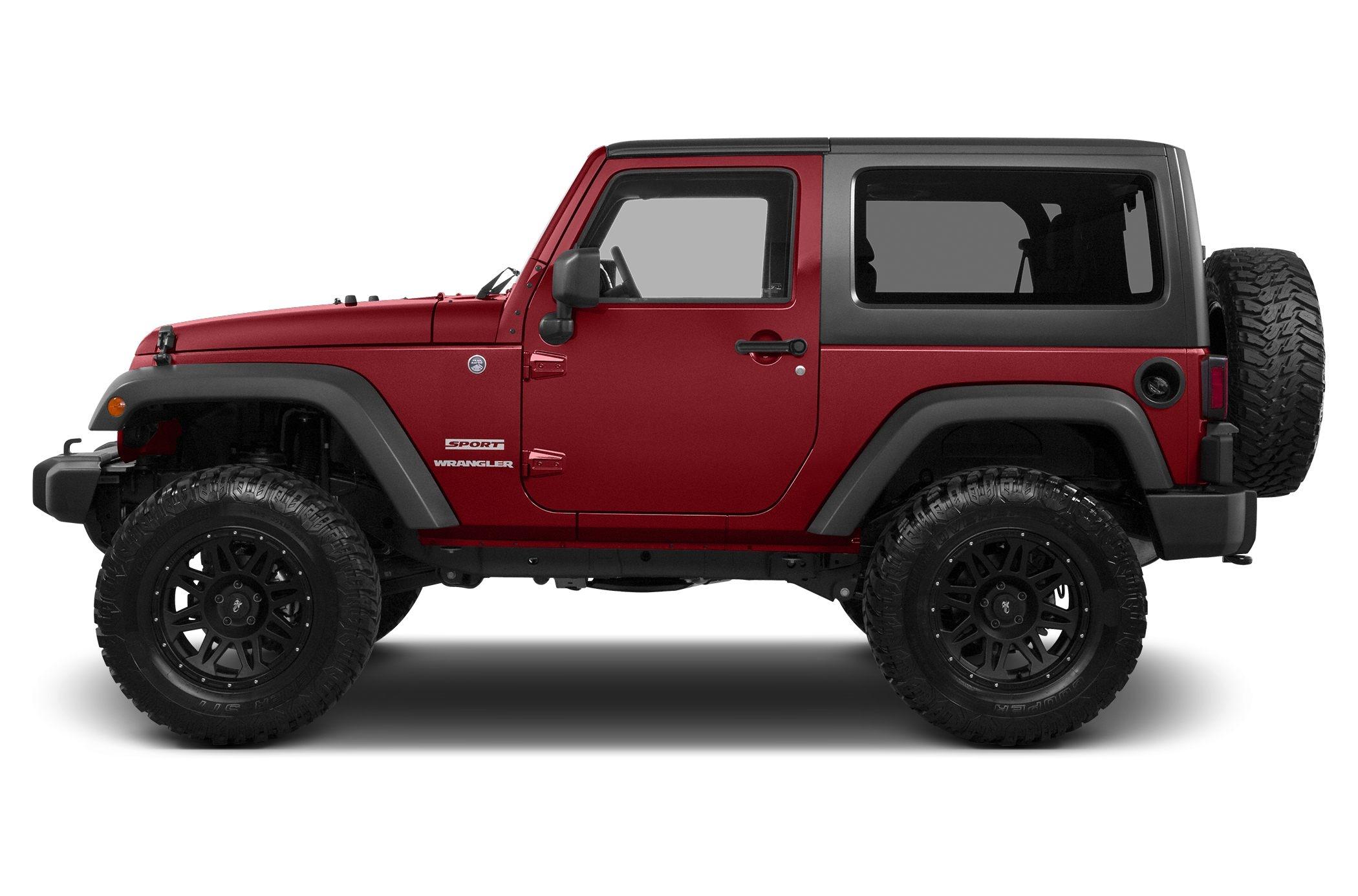 Jeep Wrangler Invoice Price 2014