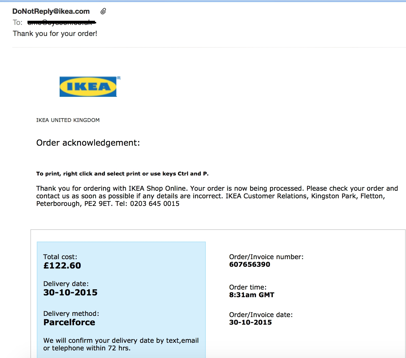 fake invoice generator fake ikea invoice for uk customers check amp secure 1389 X 1224