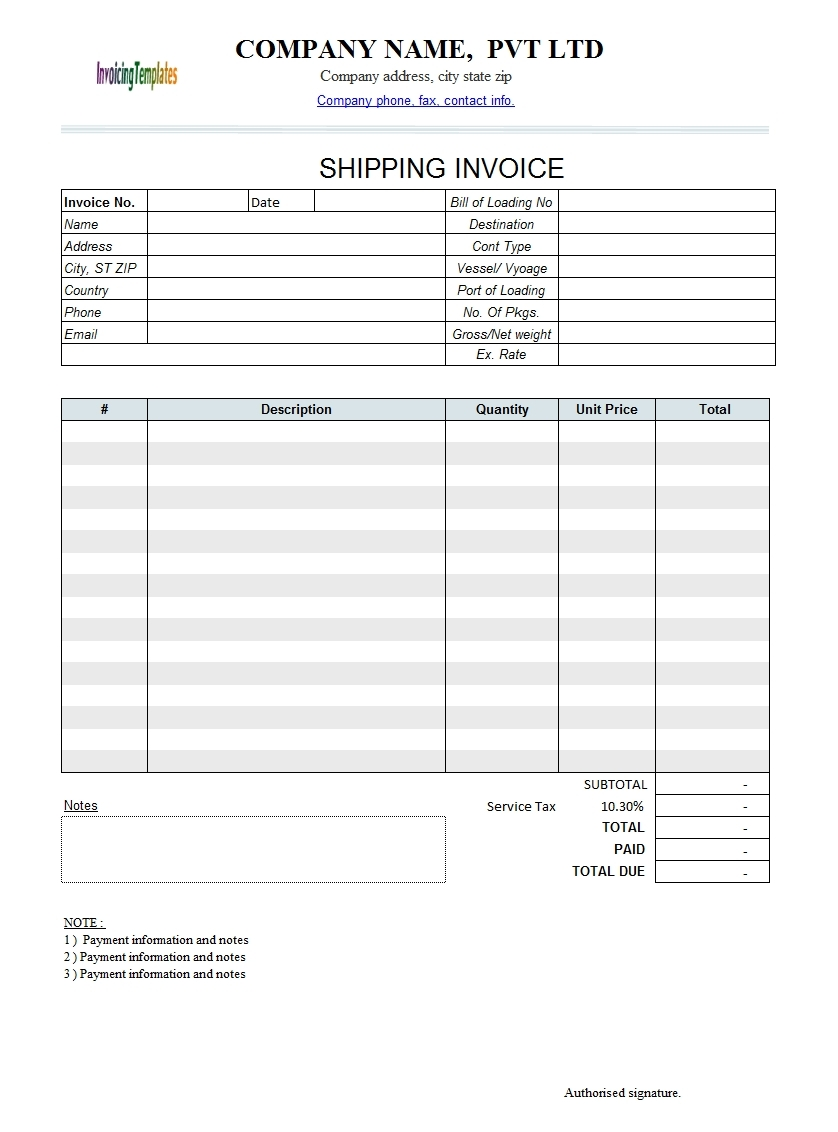 google doc invoice invoice template ideas. Black Bedroom Furniture Sets. Home Design Ideas