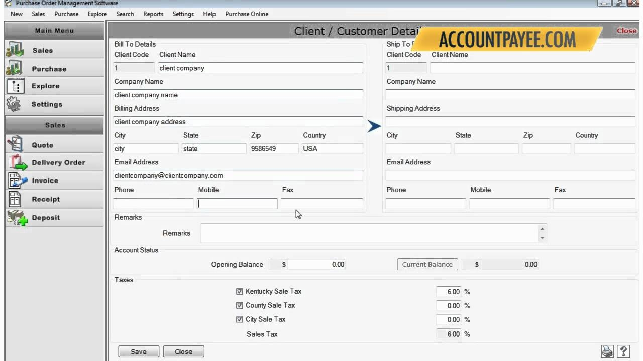 inventory software barcode card maker manage account payee books  invoice inventory software