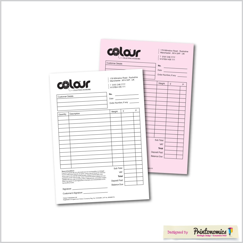 invoice pads ncr 2 part invoice pads print products carbon invoice pads
