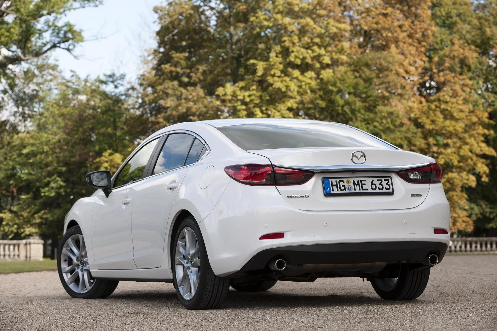 Mazda6 Invoice Price