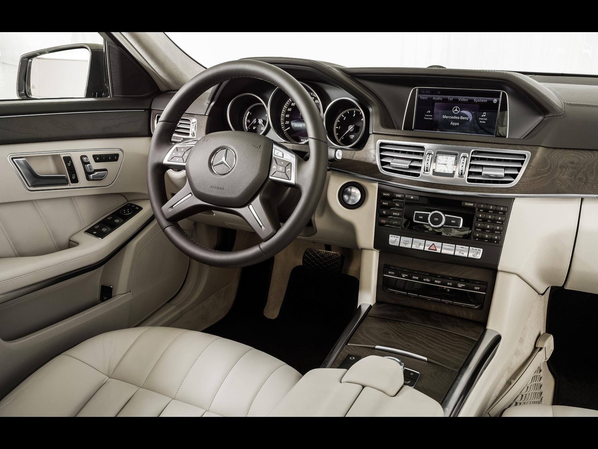 mercedes invoice price 2013 mercedes benz e class interior 1 1920x1440 1920 X 1440