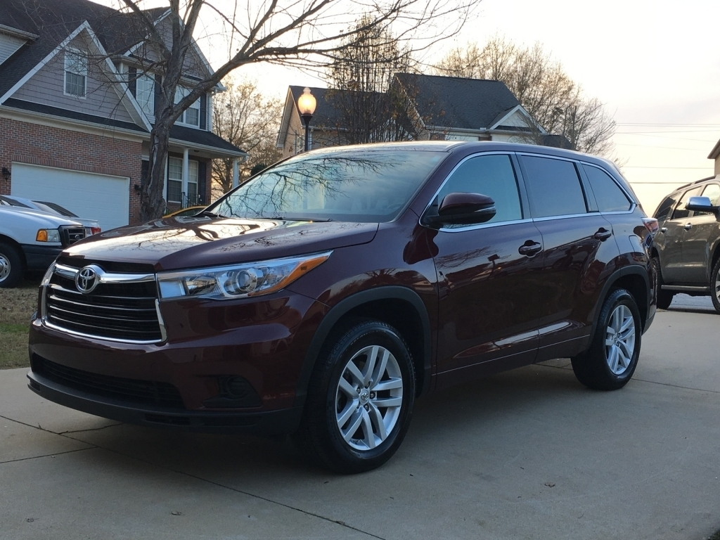 2015 Highlander Invoice Price