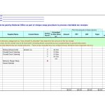 Catering Invoice Example
