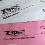 Zip Cash Invoice