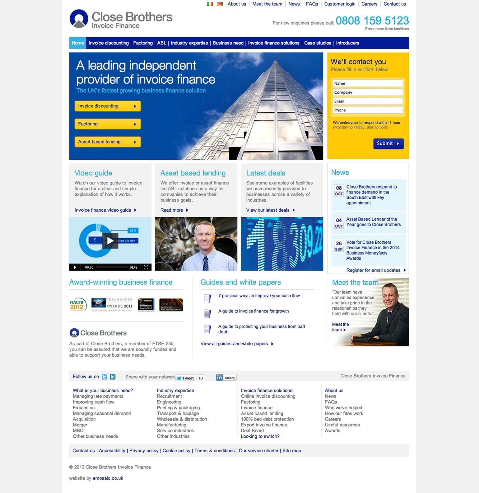 close brothers invoice finance website close brothers invoice finance mosaic digital 1540 X 1584