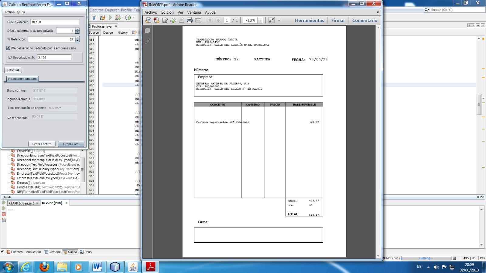 como hacer un invoice cosas de programacin y de gestin empresarial crear un pdf en 1600 X 900