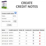 Credit Note For Invoice