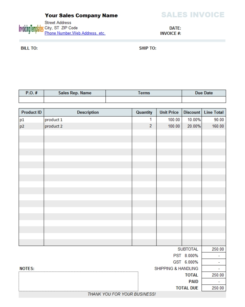free sales invoice template 10 results found uniform invoice printable sales invoice