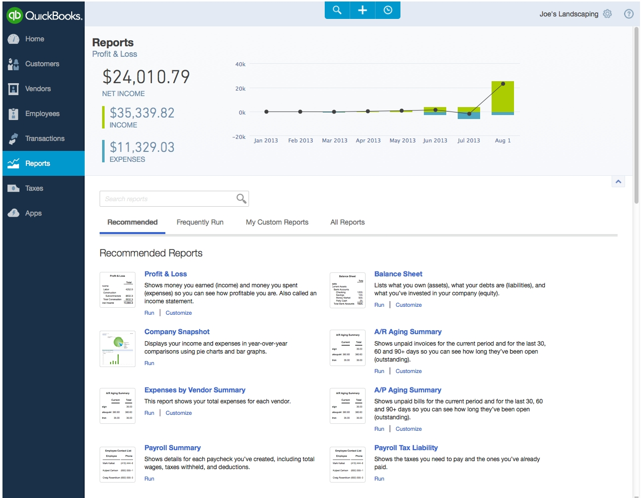 meaning of invoices intuit reveals refresh of quickbooks online for the web 1289 X 1000