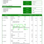 Sample Of Sales Invoice