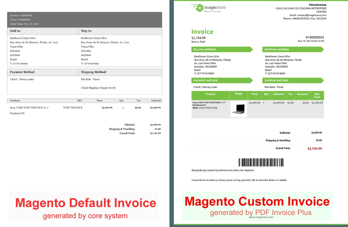 sales invoice magento resume pdf download magento invoice template