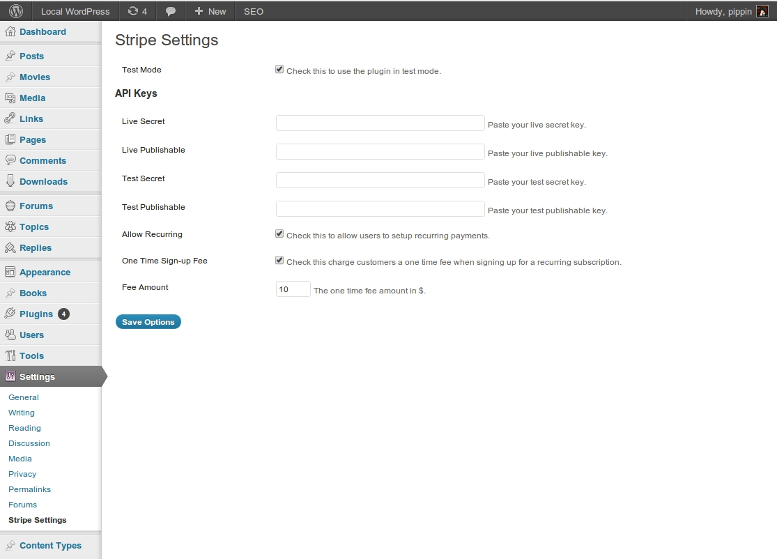 stripe send invoice stripe integration part 8 working with invoices pippins plugins 1115 X 802