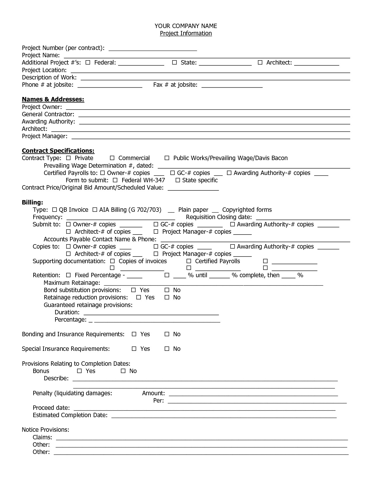 Aia Invoice Form * Invoice Template Ideas