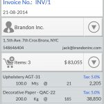 Best Android Invoice App
