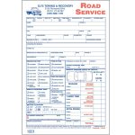 Tow Truck Invoice