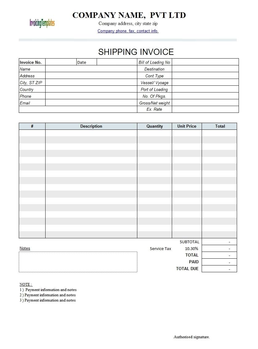 invoice google docs google docs templates invoice invoice template free 2016 838 X 1132