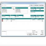 Microsoft Access Invoice