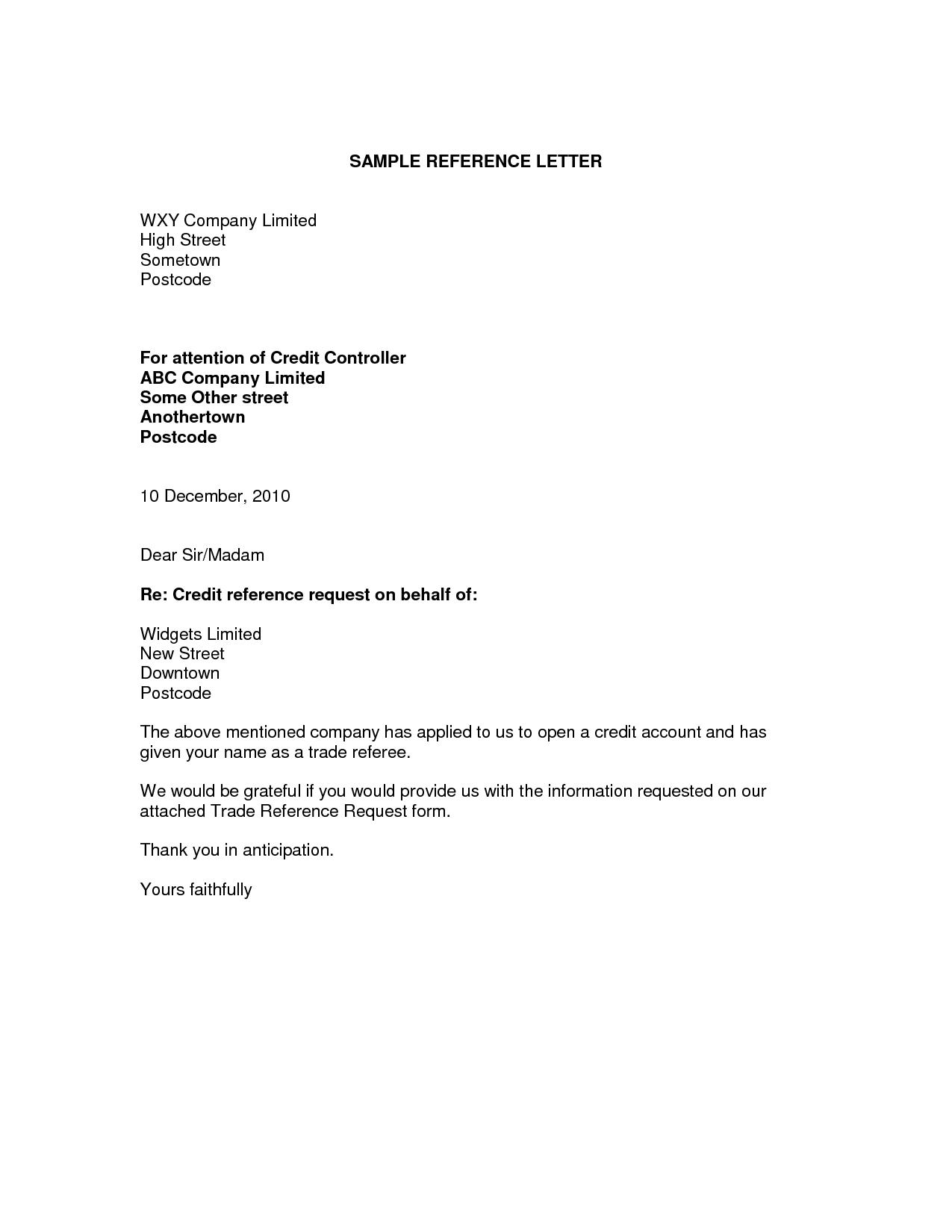 Overdue Invoice Sample Letter