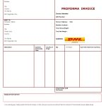 Payment Against Proforma Invoice