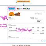 Invoice Through Paypal