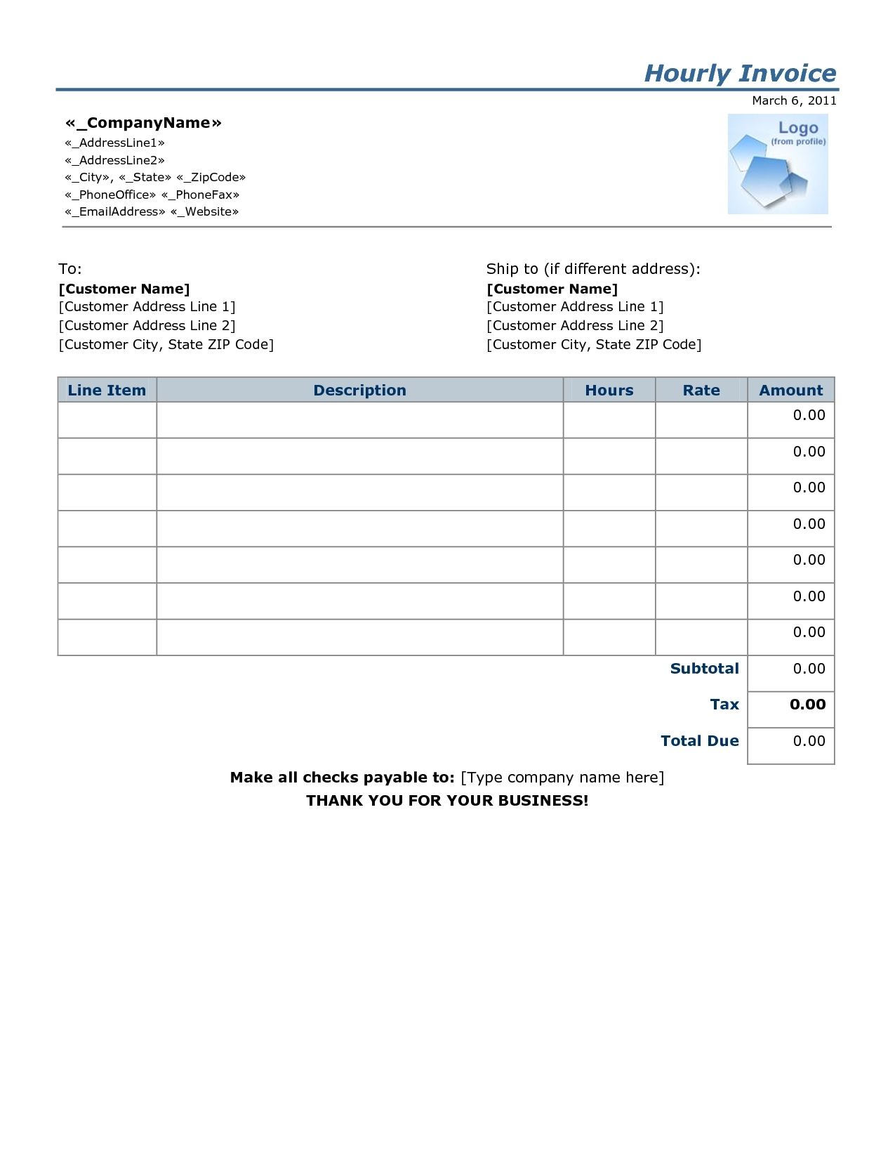 sample invoice for hours worked invoice template free 2016 invoice template for hours worked