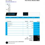 Simple Invoice Maker