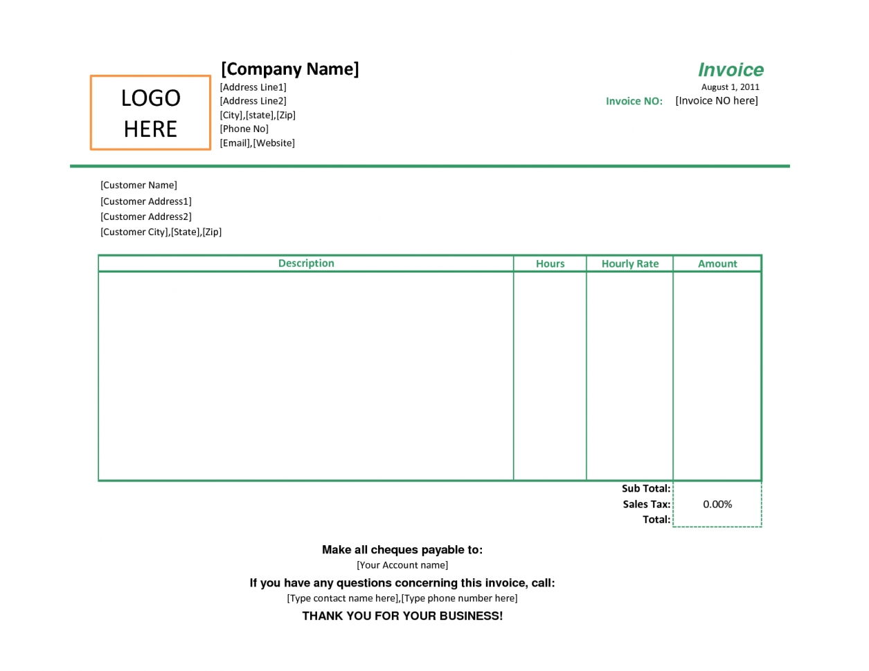 Superb Online Invoice Maker Free Regard To Simple Invoice Maker