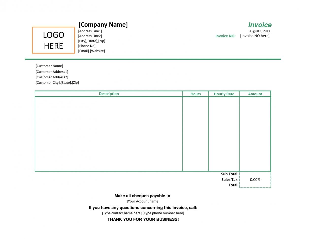 simple invoice maker free printable sales invoice template sales invoice template 1255 X 970