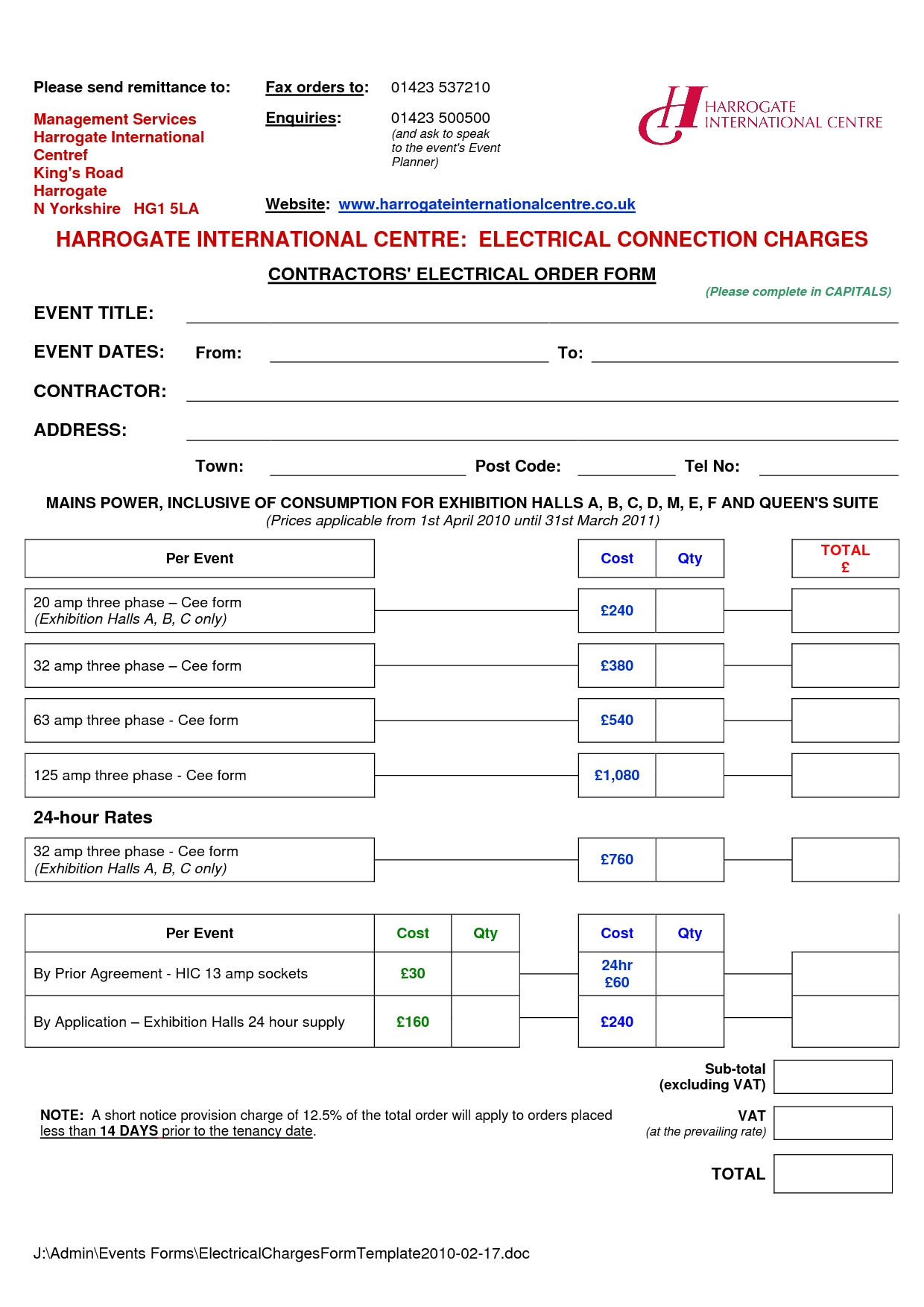 Electrical Invoice Template Excel formilesinfo – Electrician Invoice Template