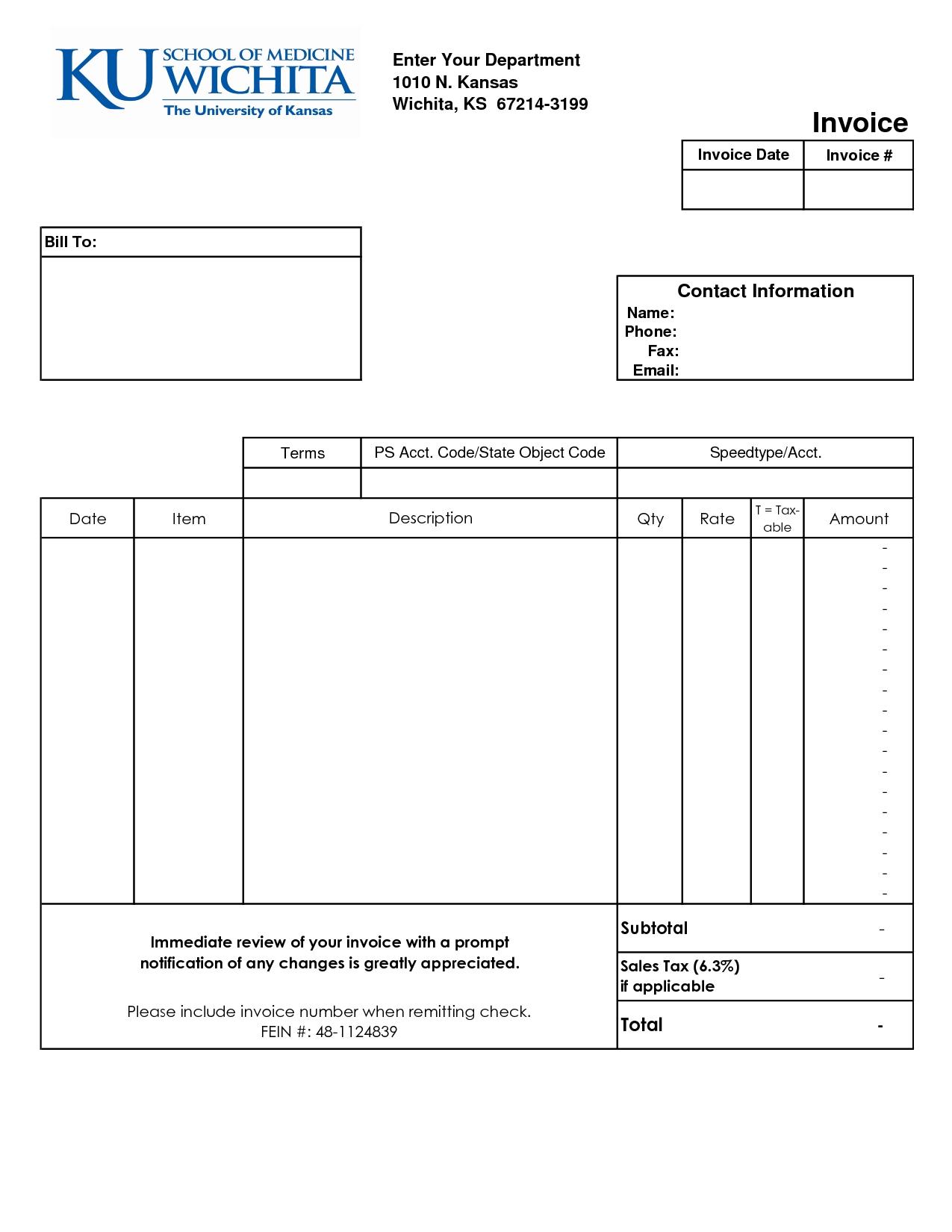 ... Bill Invoice Template Billing Invoice Template Invoice Templat Invoice  Bill Format ...