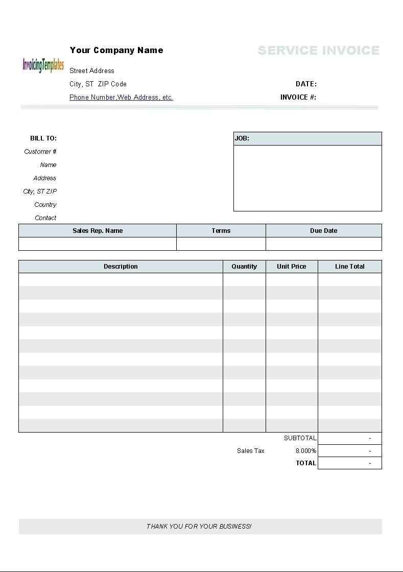 ... Free Invoice Template Microsoft Word Invoice Template Free 2016 Free Ms  Word Invoice Template ...  Free Invoice Template Microsoft Word