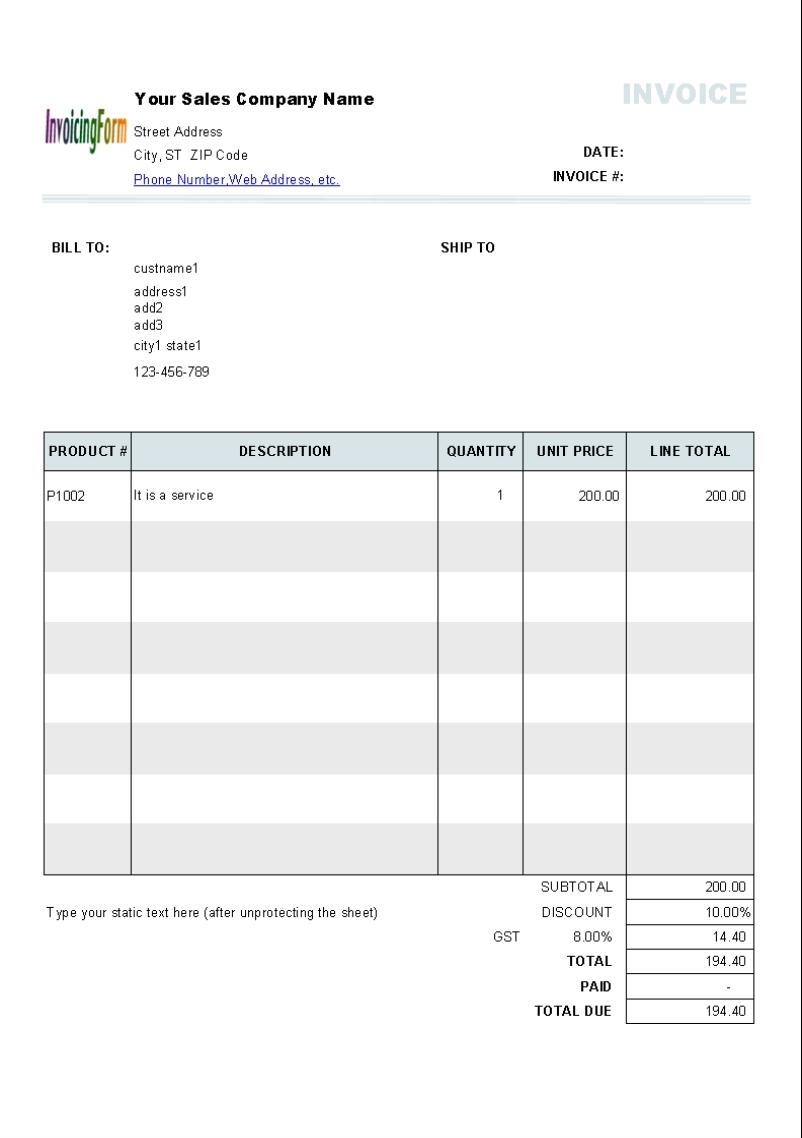 invoice template excel australia invoice template free 2016 free australian invoice template
