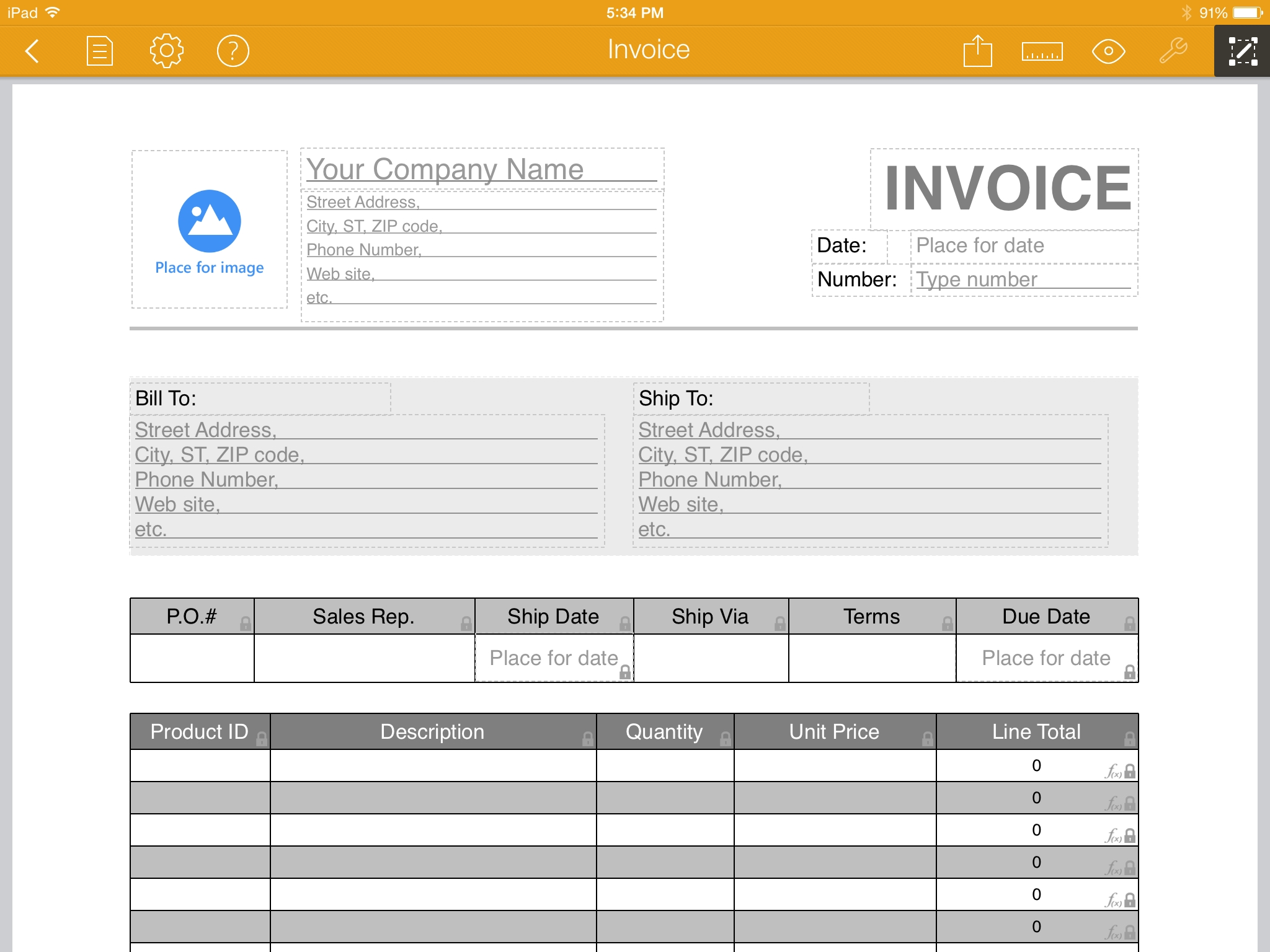 remote data collection 10 of the best apps for gathering data in filling out an invoice