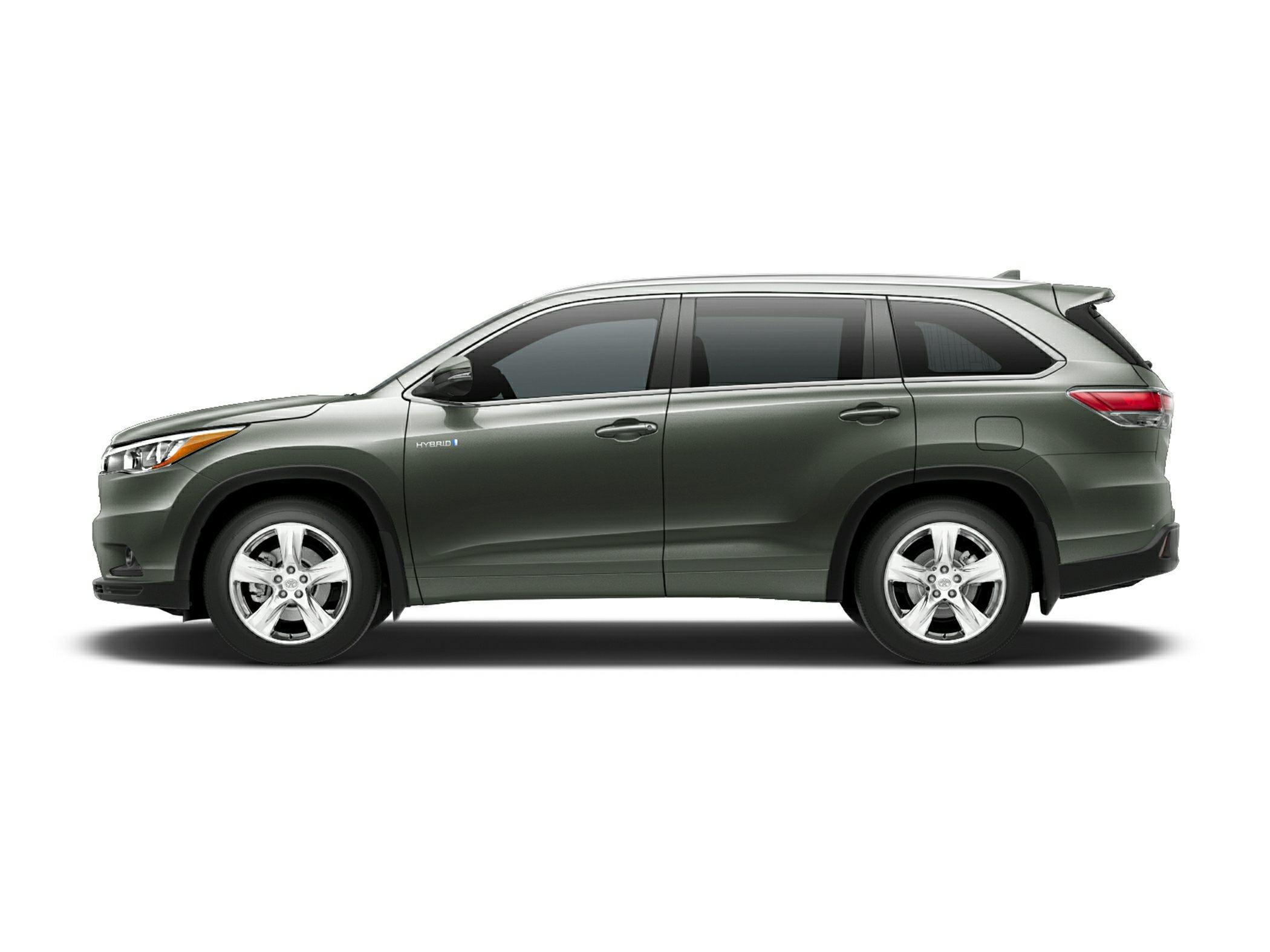 Toyota Highlander Invoice Price