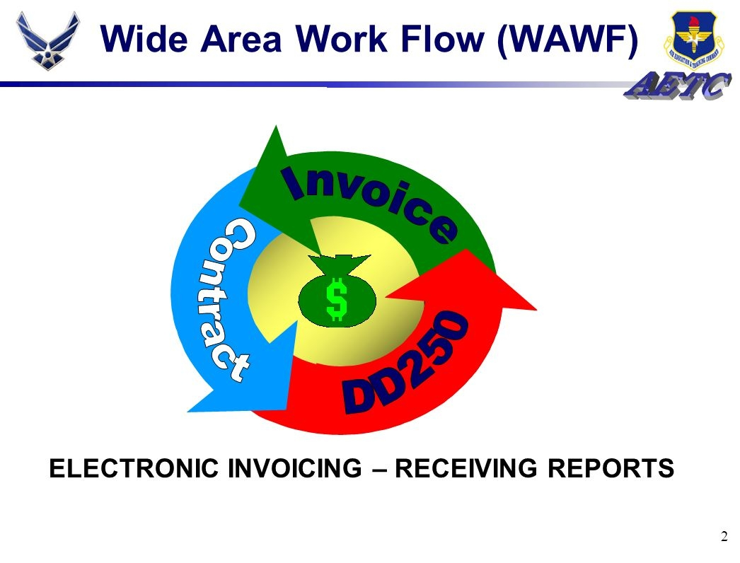 Wawf Invoice Instructions