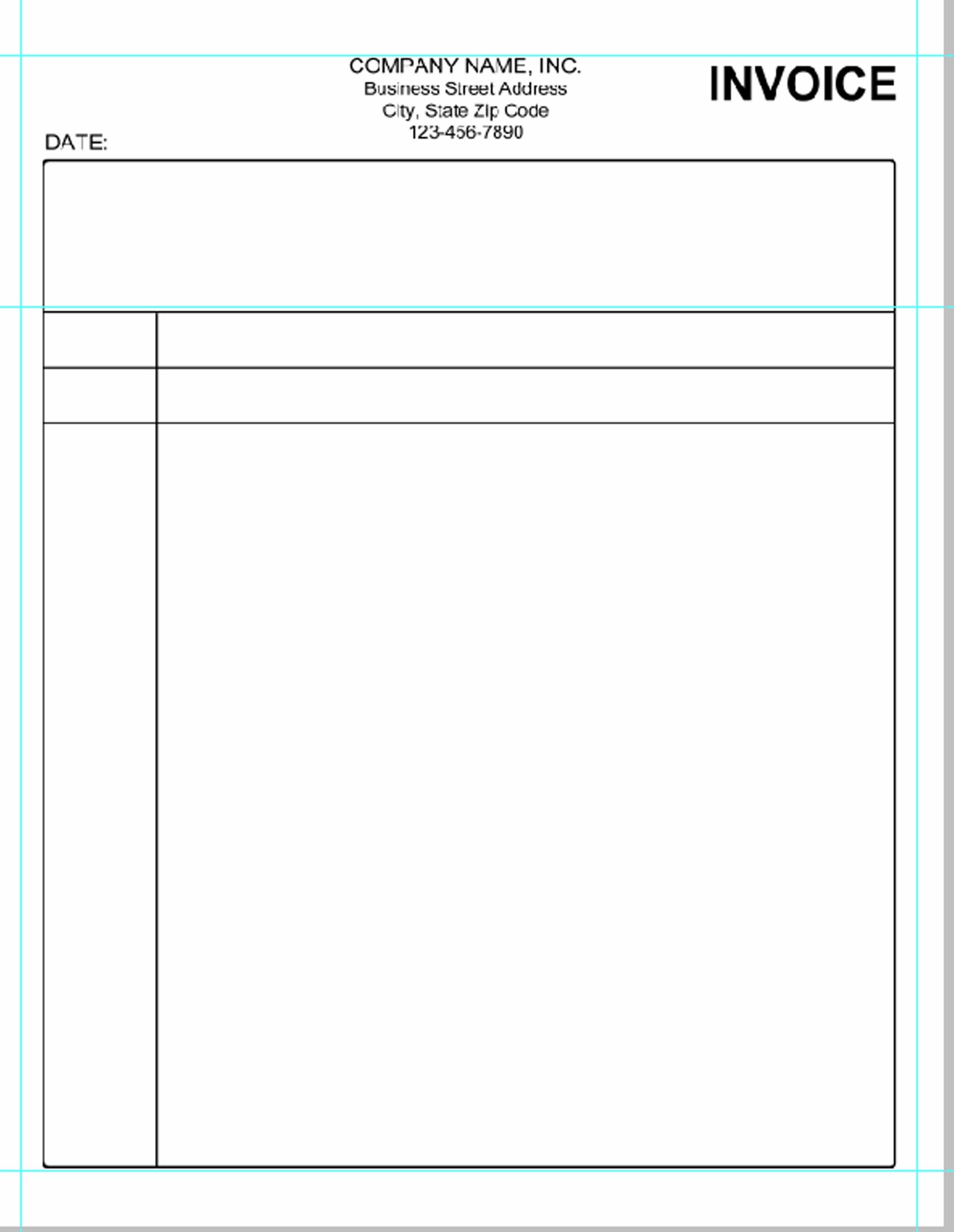 blank invoice template microsoft word invoice template free 2016 blank invoice template for microsoft word