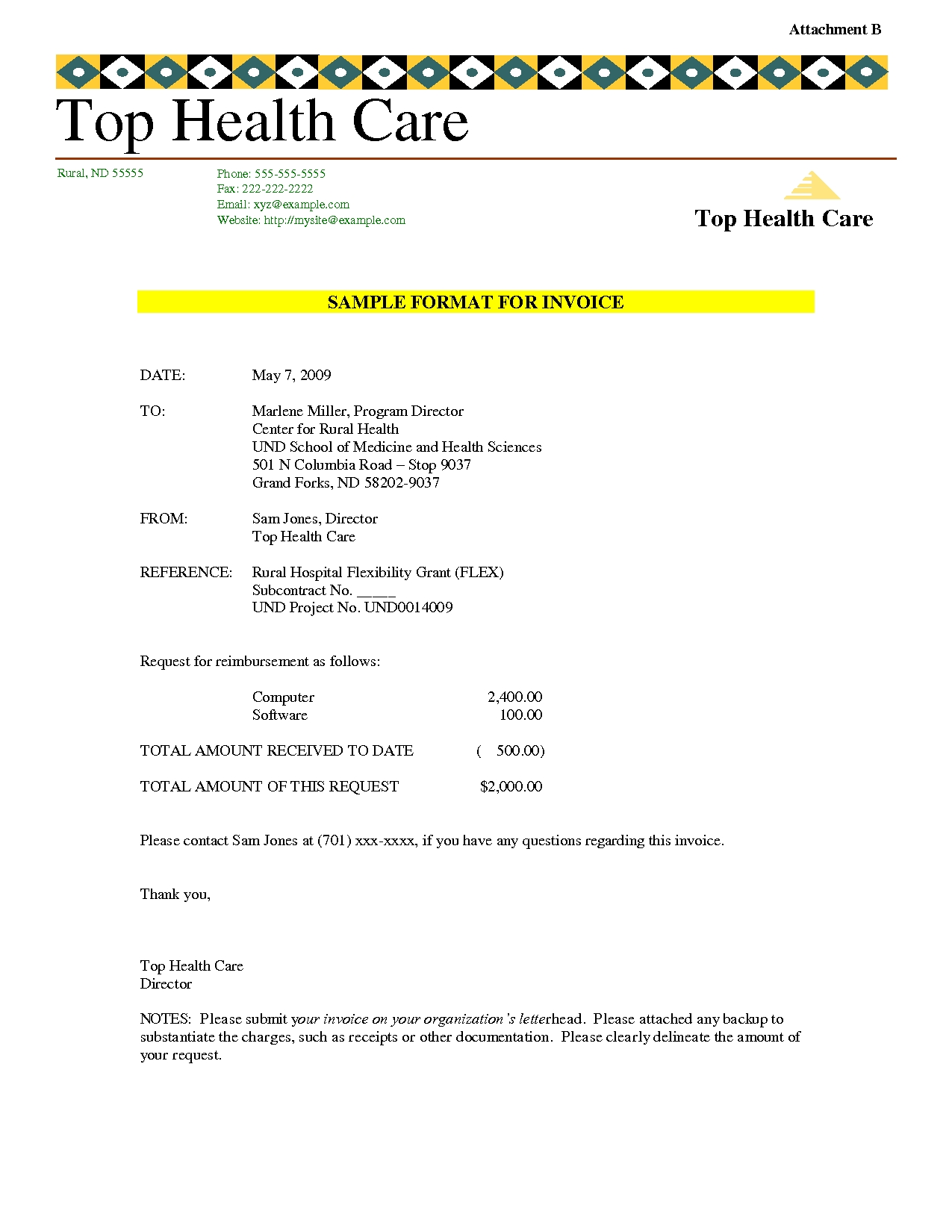 hospital invoice template invoice template ideas