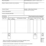 Commercial Invoice Template Fedex
