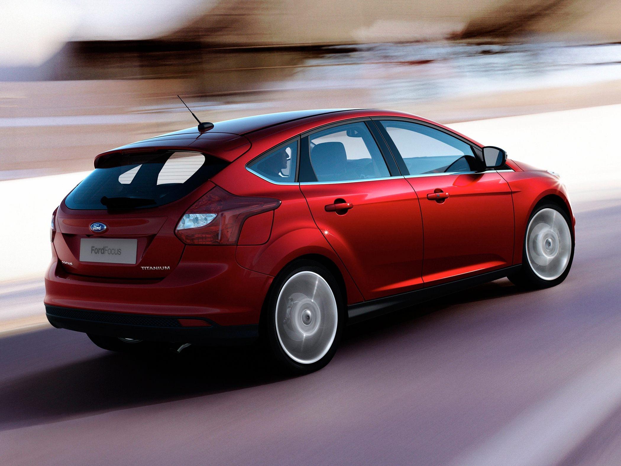 Ford Focus Invoice Price